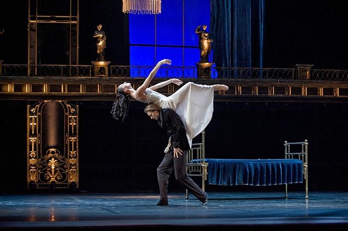 Boris Eifman: Anna Karenina, Balet Eifman, foto: Alexander Kuznetsov