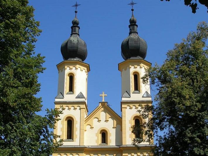 Chrám sv. Petra a Pavla v Bardejove