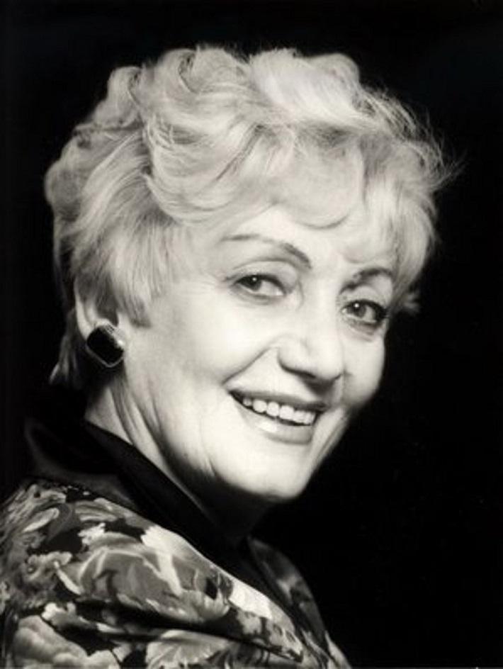 Elena Kittnarová (1931 – 2012), foto: Kamil Vyskočil (Archív SND)