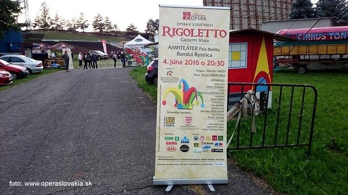 G. Verdi: Rigoletto, Štátna opera Banská Bystrica, 2016, Amfiteáter Paľa Bielika v Banskej Bystrici, organizátor: OZ Za živa na amfiteátri..., foto: Ľudovít Vongrej