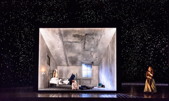J. Massenet: Werther, Royal Opera House, 2016, Vittorio Grigòlo (Werther), Joyce DiDonato Charlotte), foto: Bill Cooper