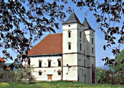 Kostol sv. Žofie v Zborove