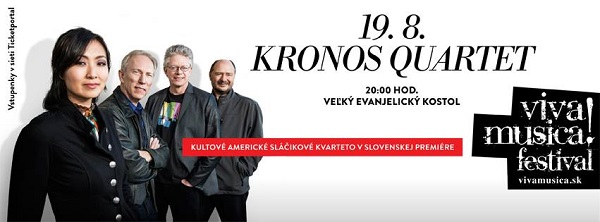 Kronos Quartet, Viva Musica