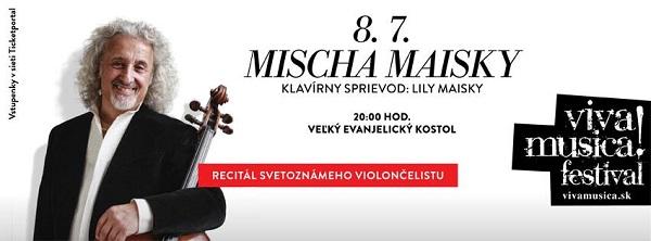Mischa Maisky, Viva Musica
