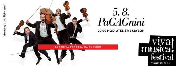 PaGAGnini bláznivá paródia na klasiku, Viva Musica