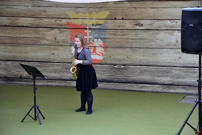 Príďte za operou III., koncert mladých talentov, Opera Slovakia 2016, Alžbeta Klasová, Amfiteáter Starý Klíž, foto: Martina Turoňová