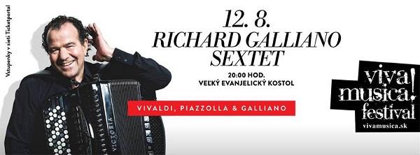 Richard Galliano Sextet, Viva Musica