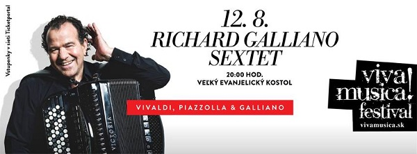 Richard Galliano Sextet, Viva Musica