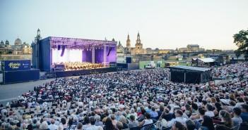 Wagner, Dvořák a Šostakovič pod holým nebom