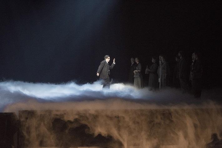B. Martinů: Juliette, Štátna opera Berlín, 2016, Rolando Villazón (Michel), foto: Monika Rittershaus