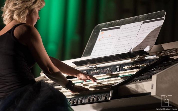 Bratislavský organový festival 2016, Kateřina Chroboková / KATT, foto: Michal Lukáč