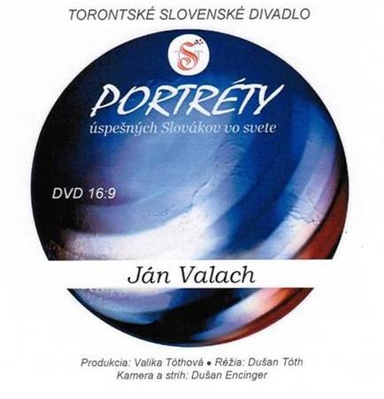 DVD Ján Valach