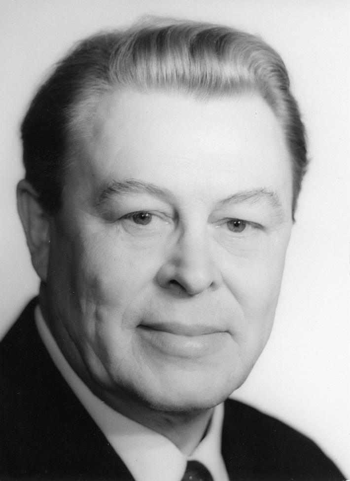 František Šubert, (1912 – 2001), foto: M. Robinsonová (Archív SND)