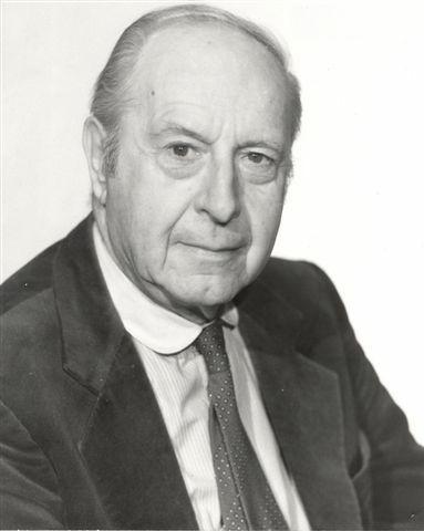 František Zvarík, (1921 – 2008), foto: J. Nemčoková (Archív SND)