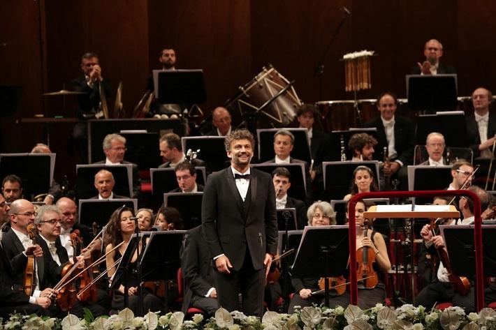 Jonas Kaufmann: Večer s Puccinim, 2015 Jonas Kaufmann, Filarmonica della Scala, foto: Brescia/Amisano, Teatro alla Scala