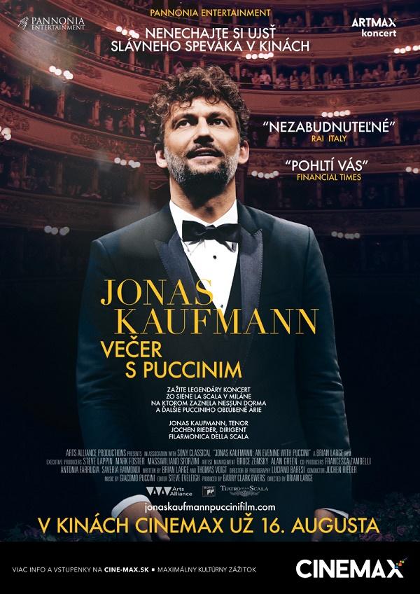 Jonas Kaufmann, Večer s Puccinim