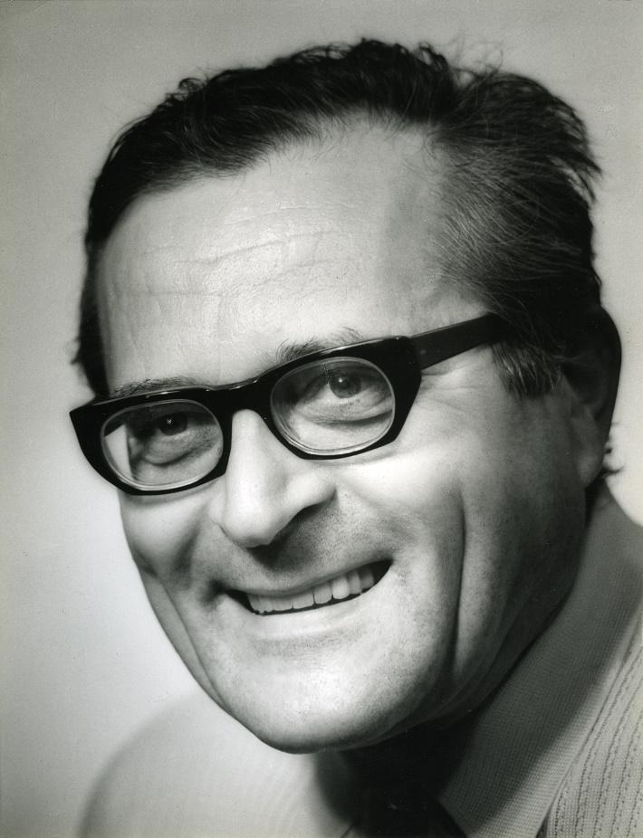 Juraj Martvoň, (1921 – 1991), foto: M. Robinsonová (Archív SND)