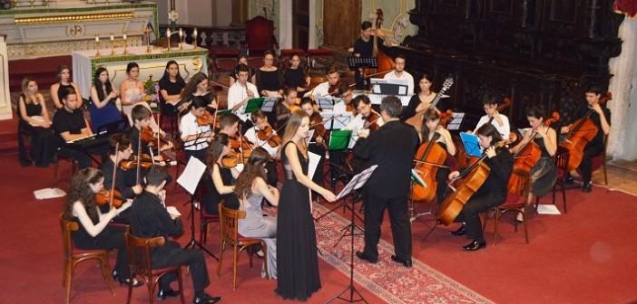 Šengenský poludník 2016 uzavrel koncert zboru a orchestra Altissimo z Rumunska