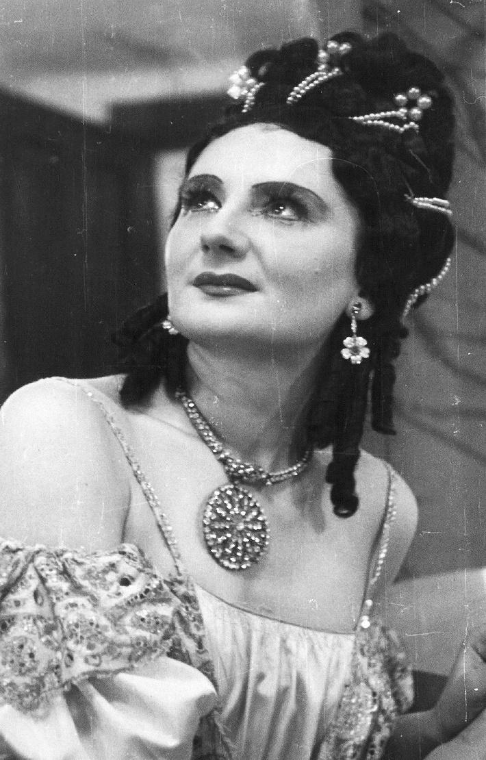 Ludvika Dubovská, (1916 – ), foto: Archív DÚ