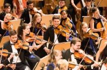 Mládežnícky orchester Európskej únie (EUYO), foto: Peter Adamik