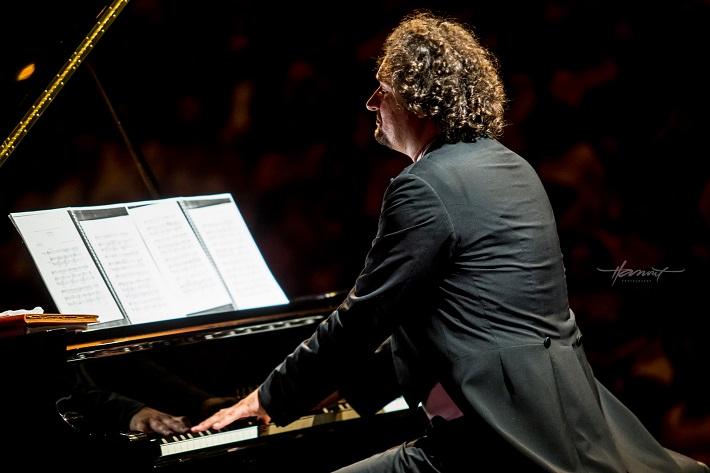 Recitál Edity Gruberovej v Bratislave, festival Viva Musica! 2016, Peter Valentovič, foto: Zdenko Hanout