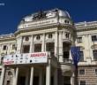Slovenské národné divadlo, historická budova, foto: Ľudovít Vongrej