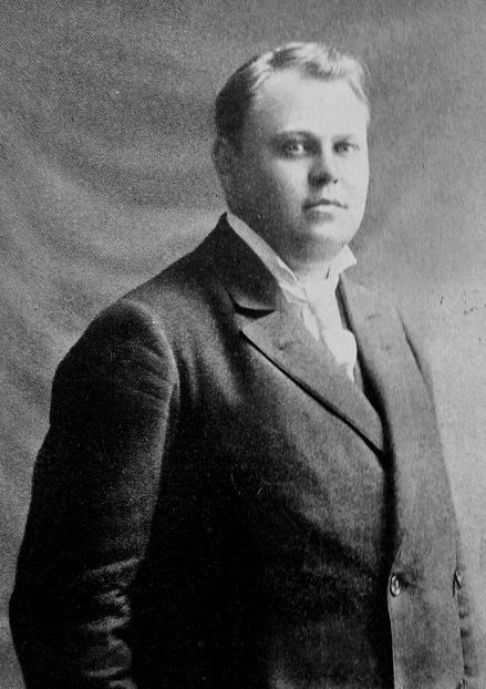 Theodor Schütz, (1878 – 1961), foto: Archív DÚ