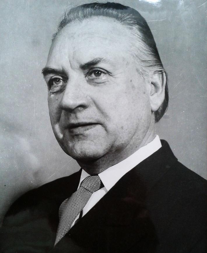 Štefan Márton, (1911 – 1979), foto: Archív DÚ