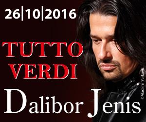 Dalibor Jenis koncert Verdi Bratislava Kapos