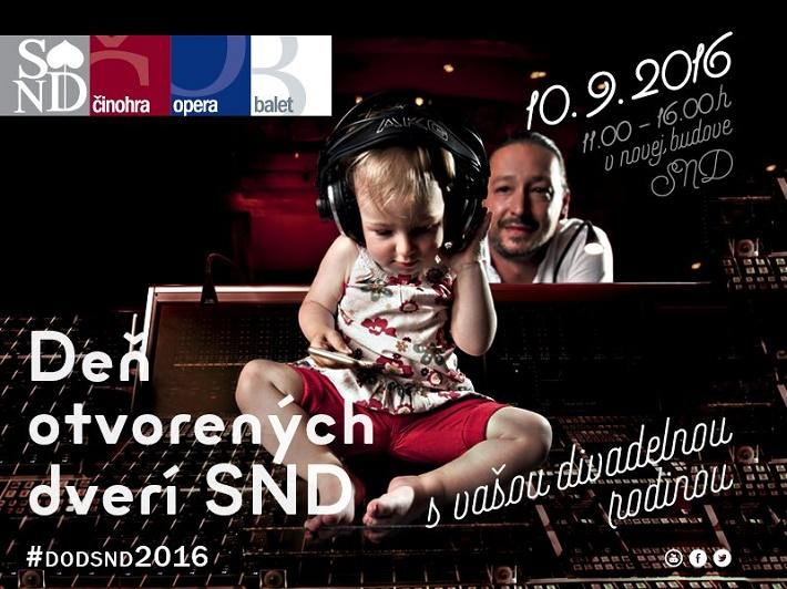 Deň otvorených dverí SND 2016, vizuál (1)