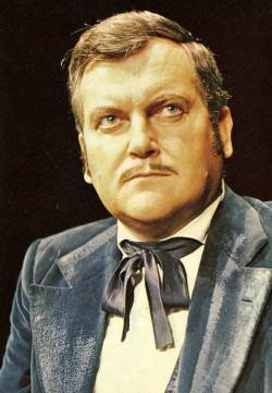 František Livora ako Rodolfo v Pucciniho Bohéme v Opere SND