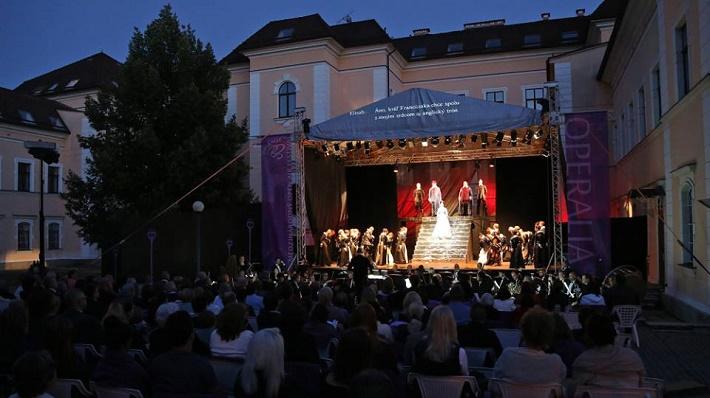 G. Donizetti: Maria Stuarda, Operalia Banská Bystrica, 2016, foto: Jozef Lomnický