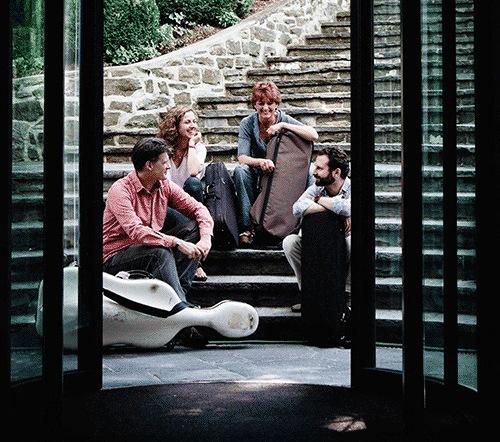 Gringolts Quartet, foto: gringoltsquartet.com