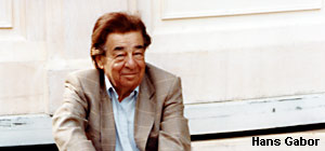 Hans Gabor, (1924–1994)