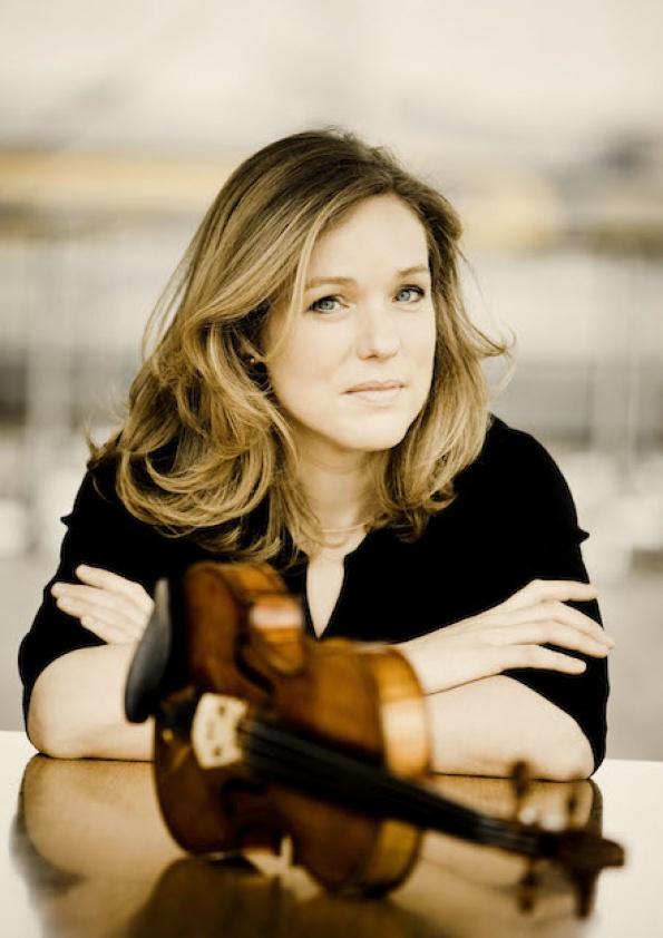 Isabelle van Keulen, foto: Marco Borggreve