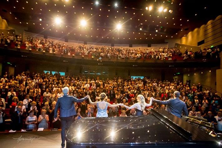 Milované piesne, koncert v rámci festivalu Viva Musica! 2016, foto: Zdenko Hanout