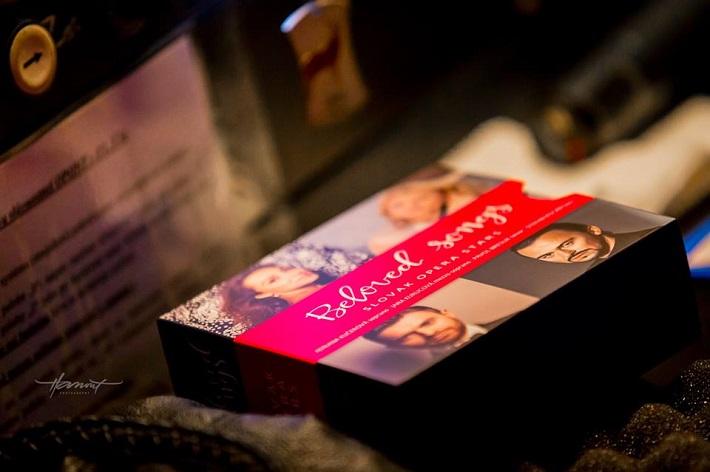 Milované piesne, koncert v rámci festivalu Viva Musica! 2016, limitovaná edícia 4-CD boxu s názvom Beloved Songs, foto: Zdenko Hanout