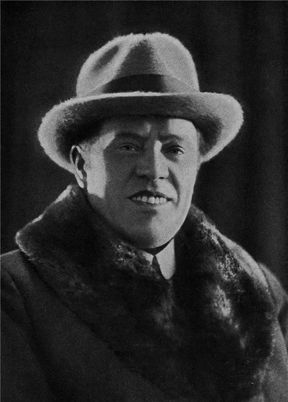 Václav Novák, (1881 – 1928), foto: Archív ND Praha