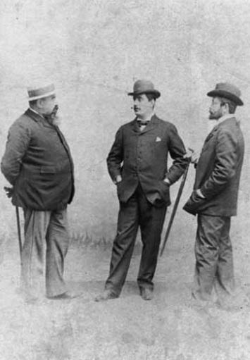 Giuseppe Giacosa – Giacomo Puccini – Luigi Illica