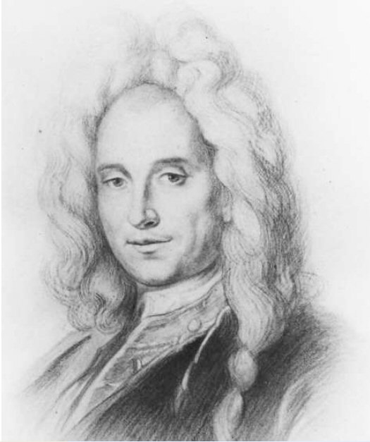 Johann Joseph Fux, (1660 – 1741)