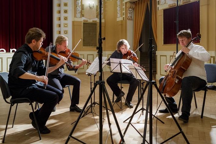 Konvergencie 2016, Milan Paľa, Marián Svetlík, Peter Biely, Jozef Lupták, foto: Peter Drežík
