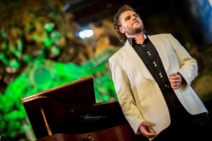 Operné gala v Kežmarku 2016, Peter Berger, foto: Zdenko Hanout
