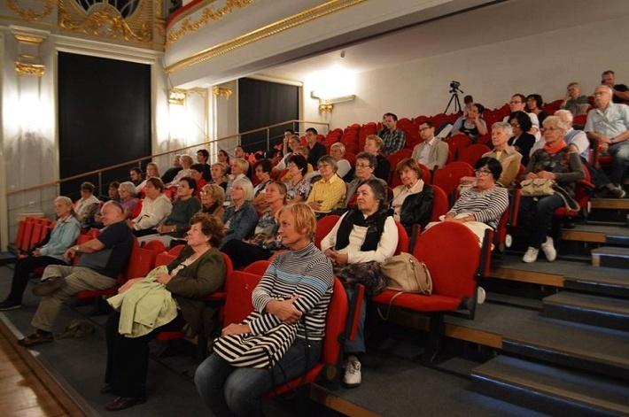 Predpremiérové stretnutie Klubu priateľov opery v Košiciach k premiére Pucciniho Bohémy, foto: ŠDKE
