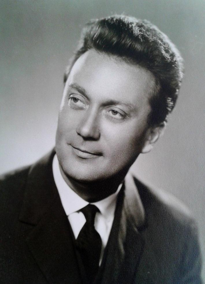 Imrich Strelka, (1926 – 1989), foto: Archív DÚ