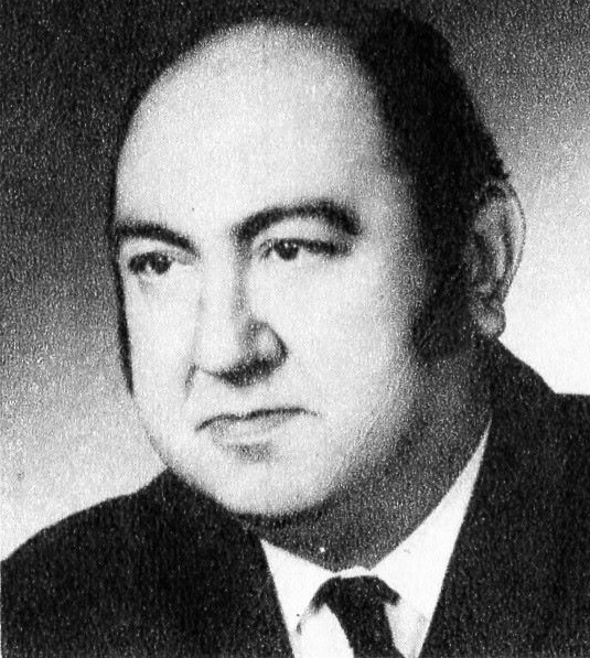Štefan Gajdoš (1929 – 1991), foto: archív Jozefa Horvátha