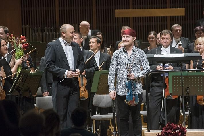 Benefičný koncert v Košiciach, 2016, Stanislav Vavřínek, Pavel Šprocl, Štátna filharmónia Košice