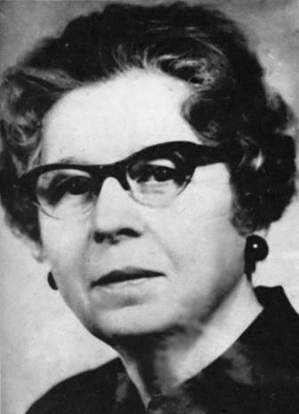 Darina Žuravlevová (1906 – 1988)
