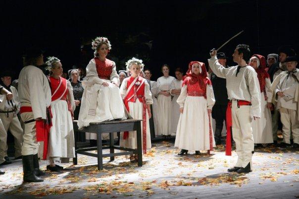 E. Suchoň: Krútňava, Štátna opera v Banskej Bystrici, foto: Archív Štátnej opery