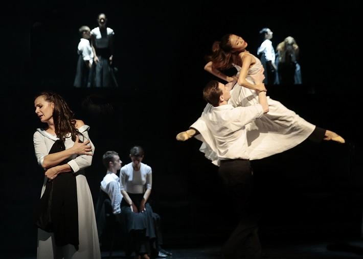 H. Berlioz: Faustovo prekliatie, SND, 2016, Monika Fabianová (Marguerite), foto: Ctibor Bachratý