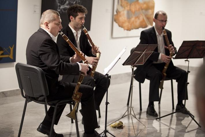 Lotz Trio, foto: Jarmila Uhlíková